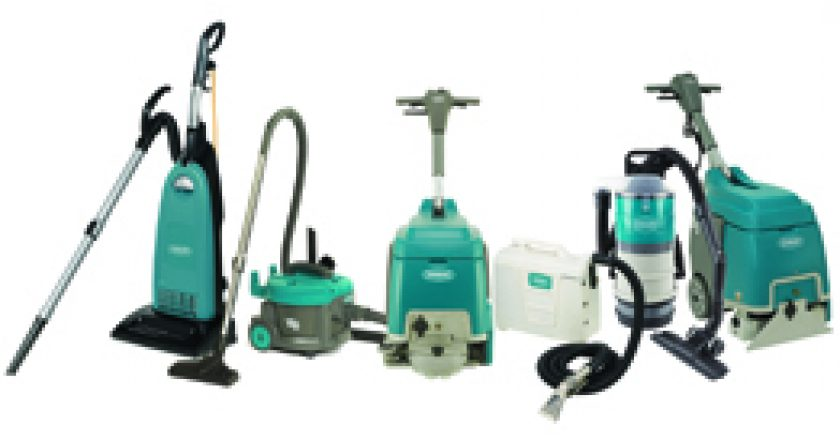 Tennant Carpet Care products