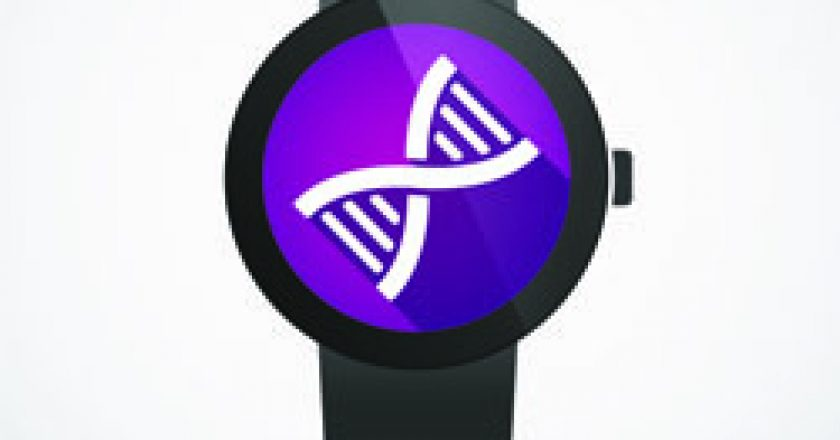 DNA on a smartwatch
