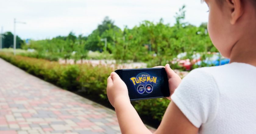 Pokemon Go and BMJ