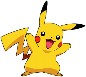 Pikachu graphic