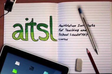 AITSL logo sketch