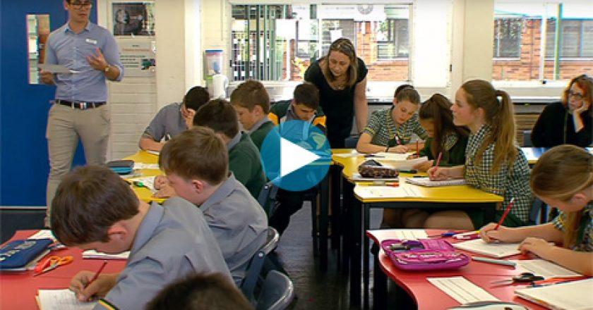Zena Carusi-Lees program Spelling Matters