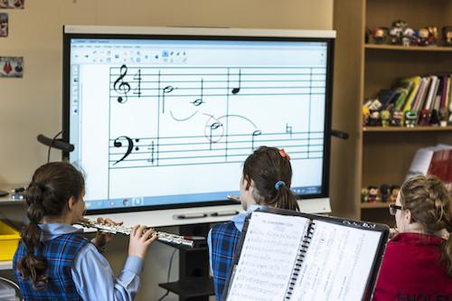 Unified AV in the classroom