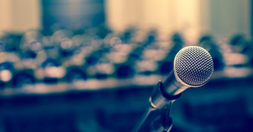 Seminar room, Shutterstock