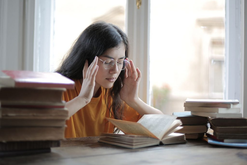 Image result for study stress