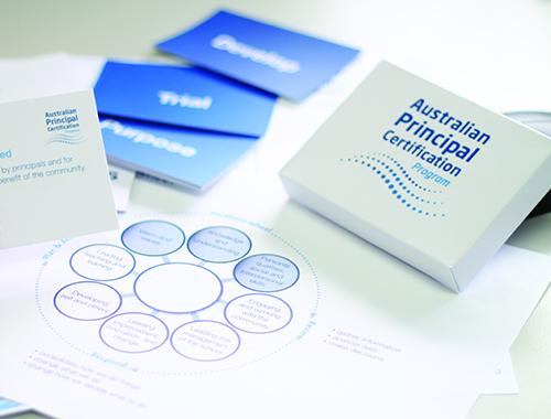 certification principal institute australia principals supports