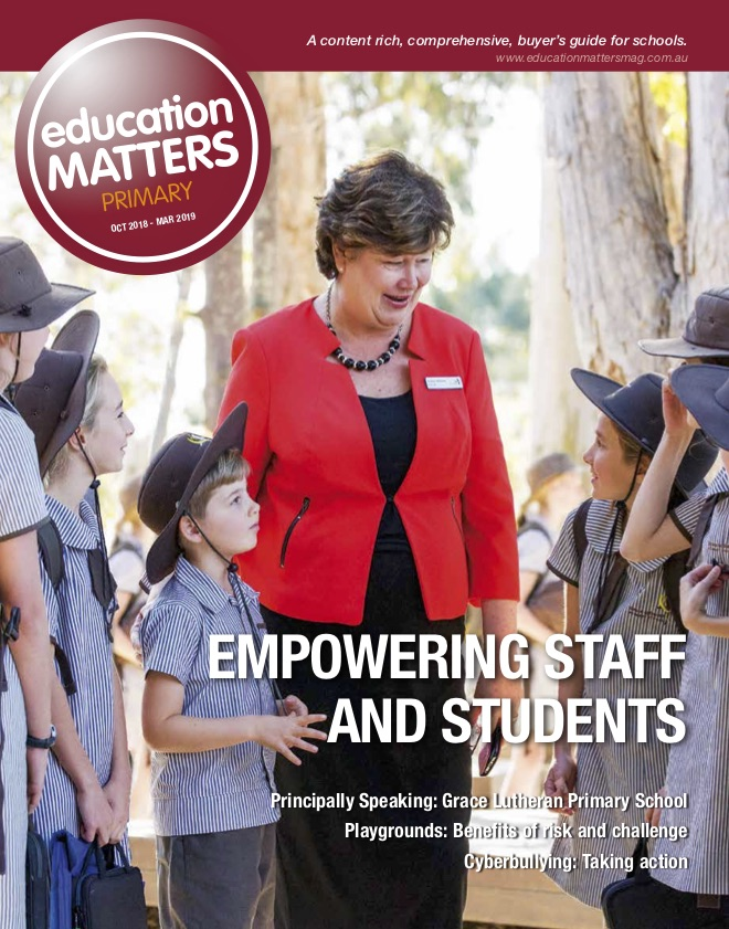 Education Matters (Primary): October 2018